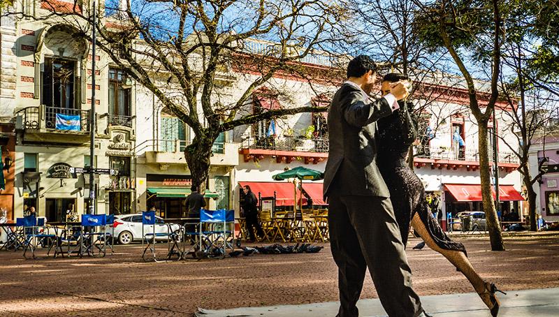 德国莱茵tuv 世界的盡頭—與阿根廷跳探戈