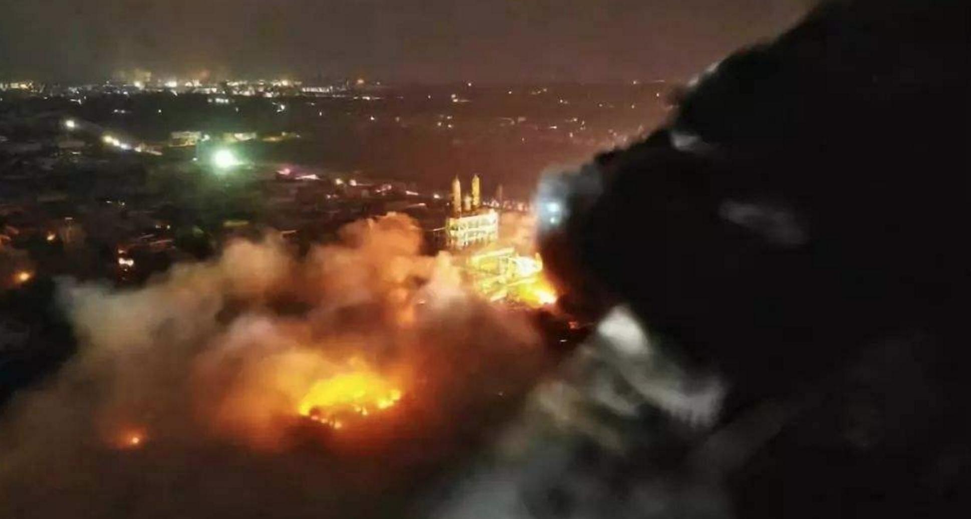 德国莱茵tuv 3.21爆炸事故触目惊心,化学品管理势在必行